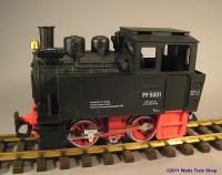DR Dampflok (Steam locomotive) 99 5001