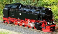 DR Dampflok (Steam locomotive) 99 7222-5