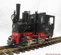DR Dampflok (Steam locomotive) 99 4605