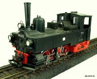DR Dampflok (Steam locomotive) 99 4712