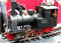 DR Dampflok (Steam locomotive) 99 5603 - Vulkan