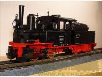 DR Schleptenderlok (Steam locomotive) 99-2815