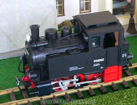 Kleine Dicke (Steam locomotive) 99 5005