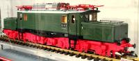 DR Ellok (Electric locomotive) BR 254