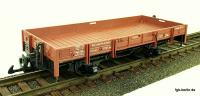 DRG Niederbordwagen (Low-sided gondola) 3979K