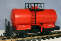Feuerwehr-Tankwagen (Fire department tank car)