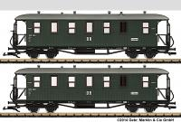 DR Personenwagenset (Passenger car set) 970-561 & 970-609