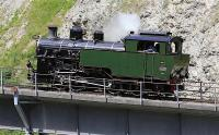 DFB Zahnraddampflok (Rack steam locomotive) HG 4/4 704