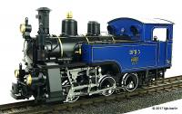 DFB Zahnrad Dampflokomotive (Rack steam locomotive) DFB 5