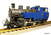 DFG Zahnraddampflok (Rack steam locomotive) HG 3/4