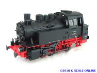 DB BR 80 Dampflok (Steam locomotive) 80024