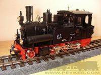 DB Dampflokomotive (Steam locomotive) 99 241
