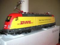 Taurus Railion DHL Ellok (Electric locomotive)