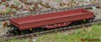 Deutsche Bahn Niederbordwagen (Low-sided gondola) Res-x 3944266-6