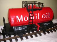 DB Mobil Oil Kesselwagen (Tank car)