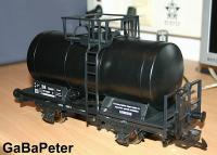DB Kesselwagen - Brennstoffe (Tank car for flammable liquids)
