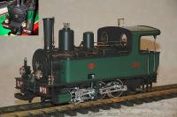 Corpet-Louvet S.E. 51 Dampflok (Steam locomotive)
