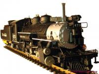 D&RGW K28 Dampflokomotive (Steam Locomotive)