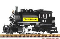 D&RGW 2-6-0 Satteltank Lokomotive (Saddletank Steam Locomotive) 31