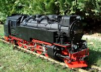 HSB Tenderlok (Steam locomotive) 99-7243-1 (Rechte Seite/right side)