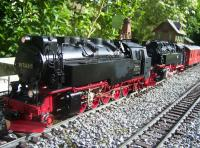 HSB Tenderlok (Steam locomotive) 99-7243-1