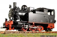 "HSB Dampflok (Steam locomotive) ""Fiffi"" BR 99 6102"