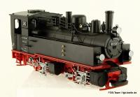 HSB Mallet Dampflok (Steam locomotive) 99 5901, Digital
