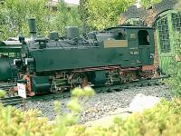 HSB Dampflok (Steam locomotive) 99 5901