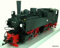 "HSB Dampflok (Steam locomotive) ""Mallet"" BR  99 5906"