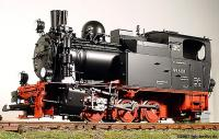 "HSB Dampflok (Steam locomotive) ""Pfiffi"" BR 99 6101"