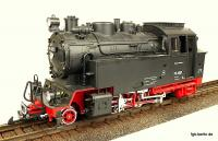 DR Tenderlok (Steam locomotive) 99 6001