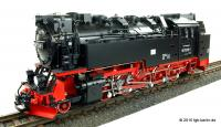 HSB Dampflok (Steam Locomotive) 99 7283-1