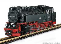 HSB Dampflok (Steam locomotive) 99 7239-9