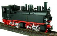 HSB Mallet Dampflok (Steam locomotive) 99 5901, Analog