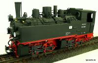 HSB Mallet Dampflok (Steam locomotive) 99 5901, Handmuster - pre-production
