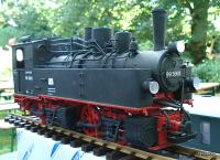 HSB Mallet Dampflok (Steam locomotive) 99 5901,Handmuster - pre-production