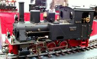 "DR ""Live-Steam"" Dampflok (Steam locomotive) 99 211"