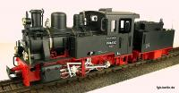 DR Schlepptenderlok (Steam locomotive with tender) 99 4652