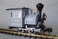 "J.H. Worden Cedar Springs Dampflok (Steam Locomotive) ""Daisy"""