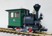 "Dampflok (Steam Locomotive) ""Anna"""