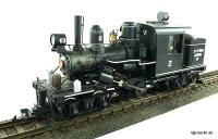 Little River Logging Co Climax Dampflok (Steam locomotive) No.2