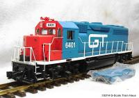 Grand Trunk Western EMD GP-40 Diesel Lokomotive (Diesel locomotive) 6401