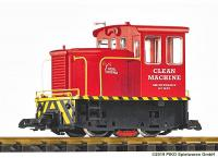 MoW 25-Ton Diesel Locomotive (Diesel Locomotive), Clean Machine, Battery R/C