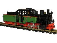 Dampflok (Steam locomotive) Frank S