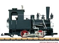 "DEV Dampflok (Steam locomotive) ""Franzburg"" Handmuster/Preproduction sample)"