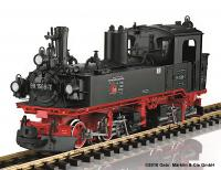 Preßnitztalbahn Dampflokomotive (Steam Locomotive) 99 1568-7