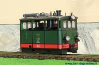 OEG Kastendampflok (Steam tramway locomotive) 102