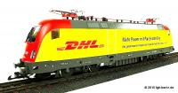 "DHL E-Lok (Electric locomotive), BR 182 ""Taurus"""