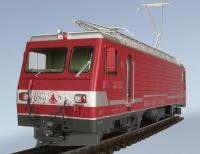 BVZ HGe 4/4 II E-Lok (Electric locomotive)