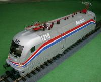 Amtrak Taurus E-Lok (Electric locomotive) 1218